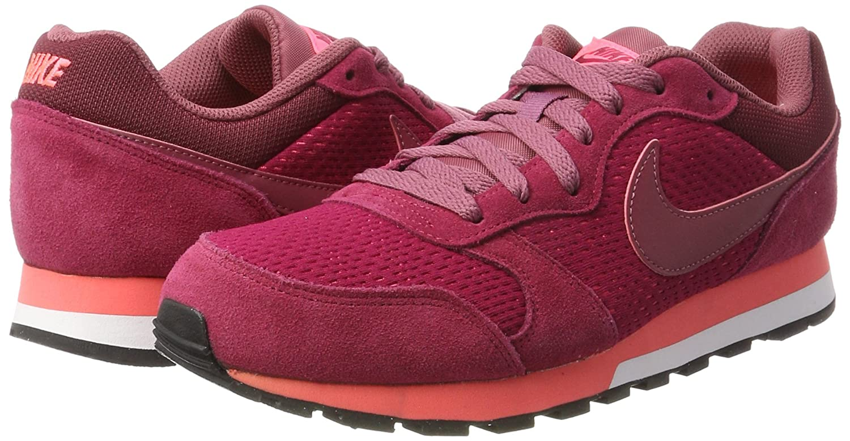 Nike Damen Damen Damen Md Runner 2 Laufschuhe Schwarz 1eb36b