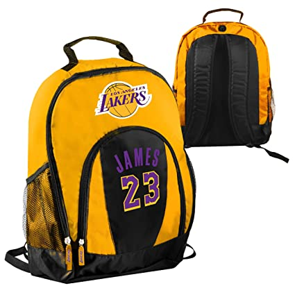 Amazon.com: FOCO NBA Los Angeles Lakers Lebron James ...