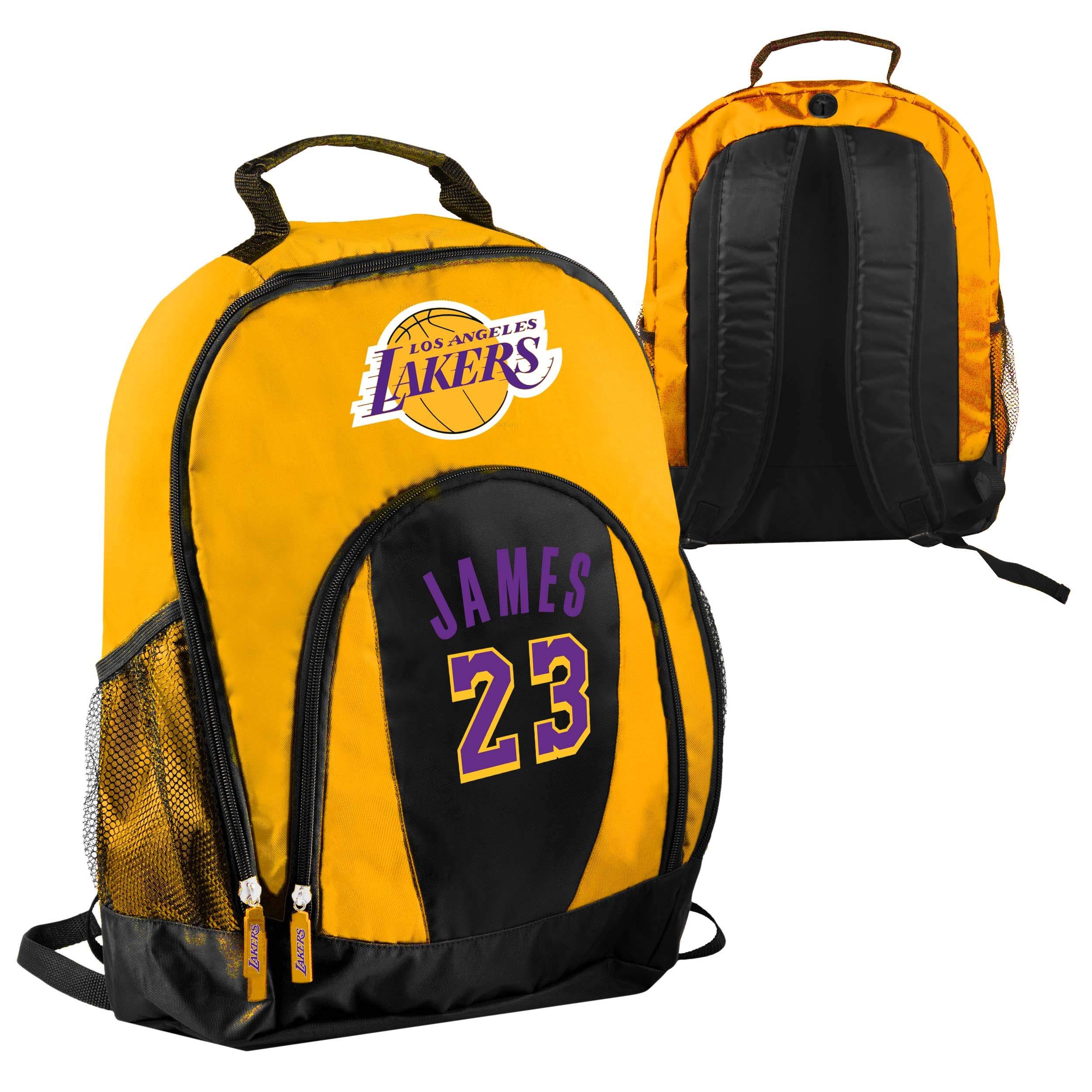 FOCO NBA Los Angeles Lakers Lebron James Primetime Backpack