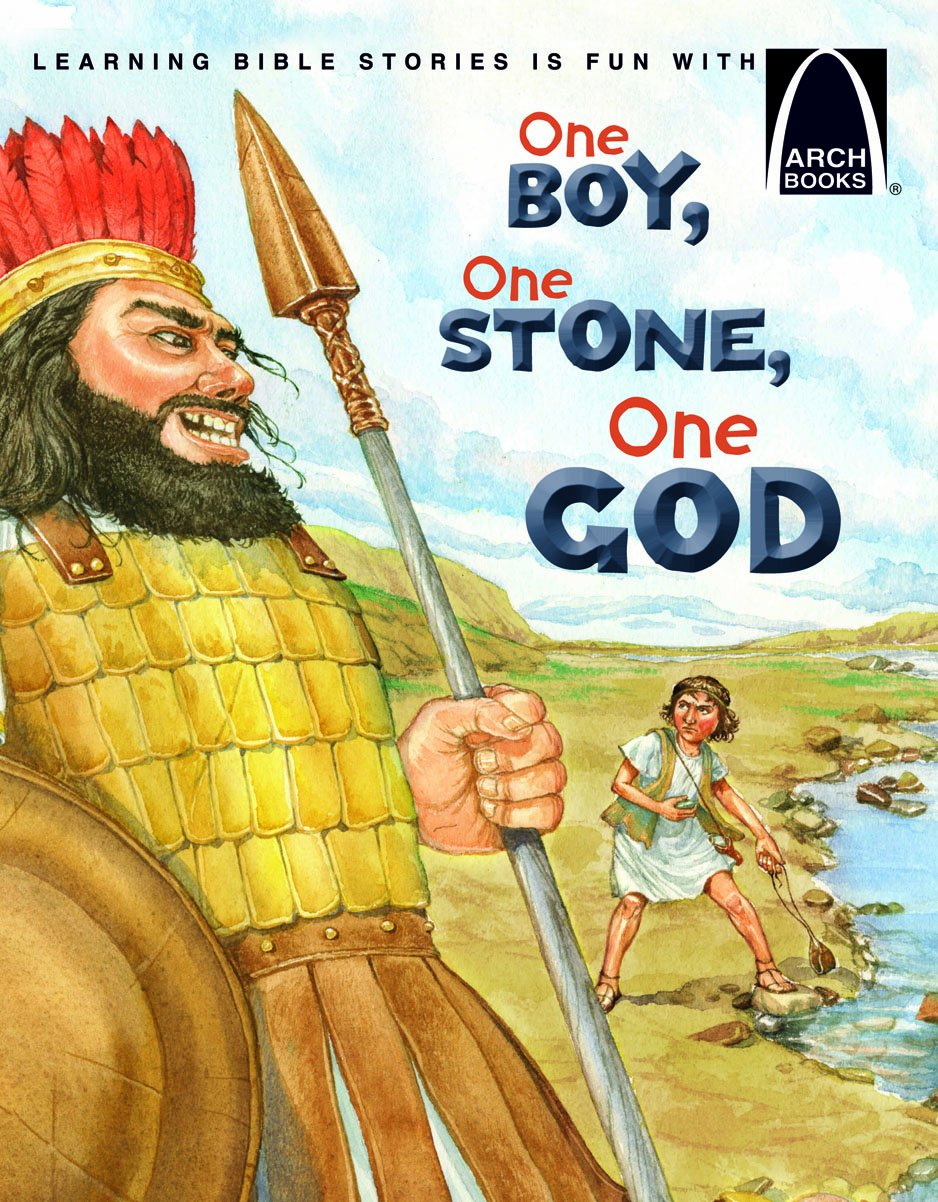 Download One Boy, One Stone, One God (Arch Books) ebook