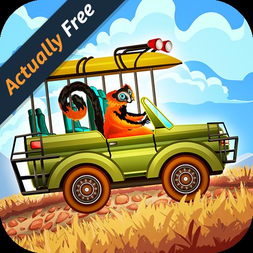 Fun Kid Racing - Madagascar (Toddler Movie)