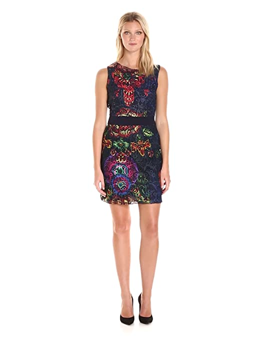 Womens Vest_bel Dress Desigual For Nice Cheap Outlet Cheap Sale New Styles lQdIlcdxUl