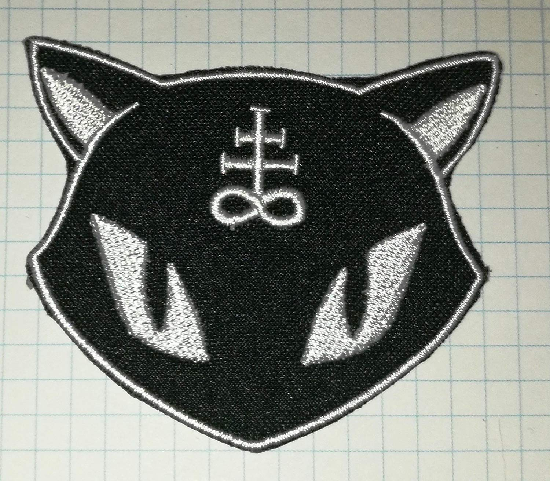 Killstar Lucipurr gothique brod/ée Chiffon Iron on Patch