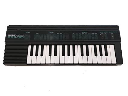 Yamaha PSS-130 32-key Portable Electronic Keyboard