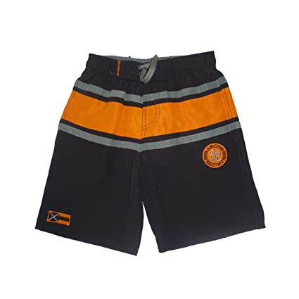 4f8e50466e538 LOSAN - Short de bain - Garçon bleu 8 ans: Amazon.fr: Vêtements et  accessoires