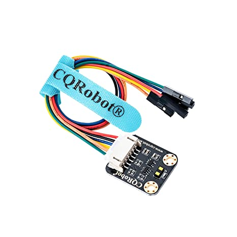 Raspberry Pi/Arduino/STM32 VL53L1X Time-of-Flight (ToF) Long Distance  Ranging Sensor, 4 Meters Accuracy, 50Hz Ranging Frequency  Used in Mobile  Robot,
