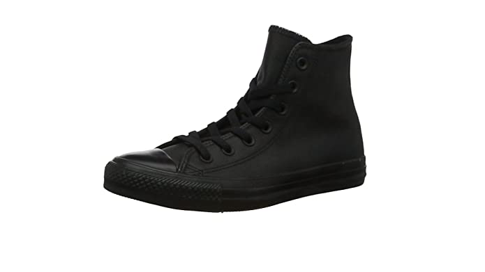 Converse Chuck Taylor All Star Mono Leather Hi - Zapatillas Hombre