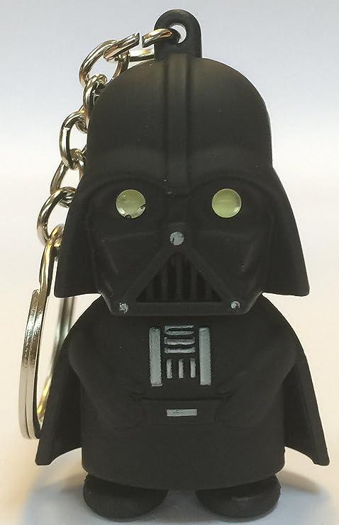 Llavero de lámpara de mano con diseño de Darth Vader, de ...