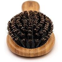 Chibello Boar Bristle Hair Brush Set - Designed For Kids, Women And Men. Natural Soft Bristle Brushes Work Best For Thin…