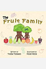 The Fruit Family (Butterfly Besitos Collection Book 1) Kindle Edition