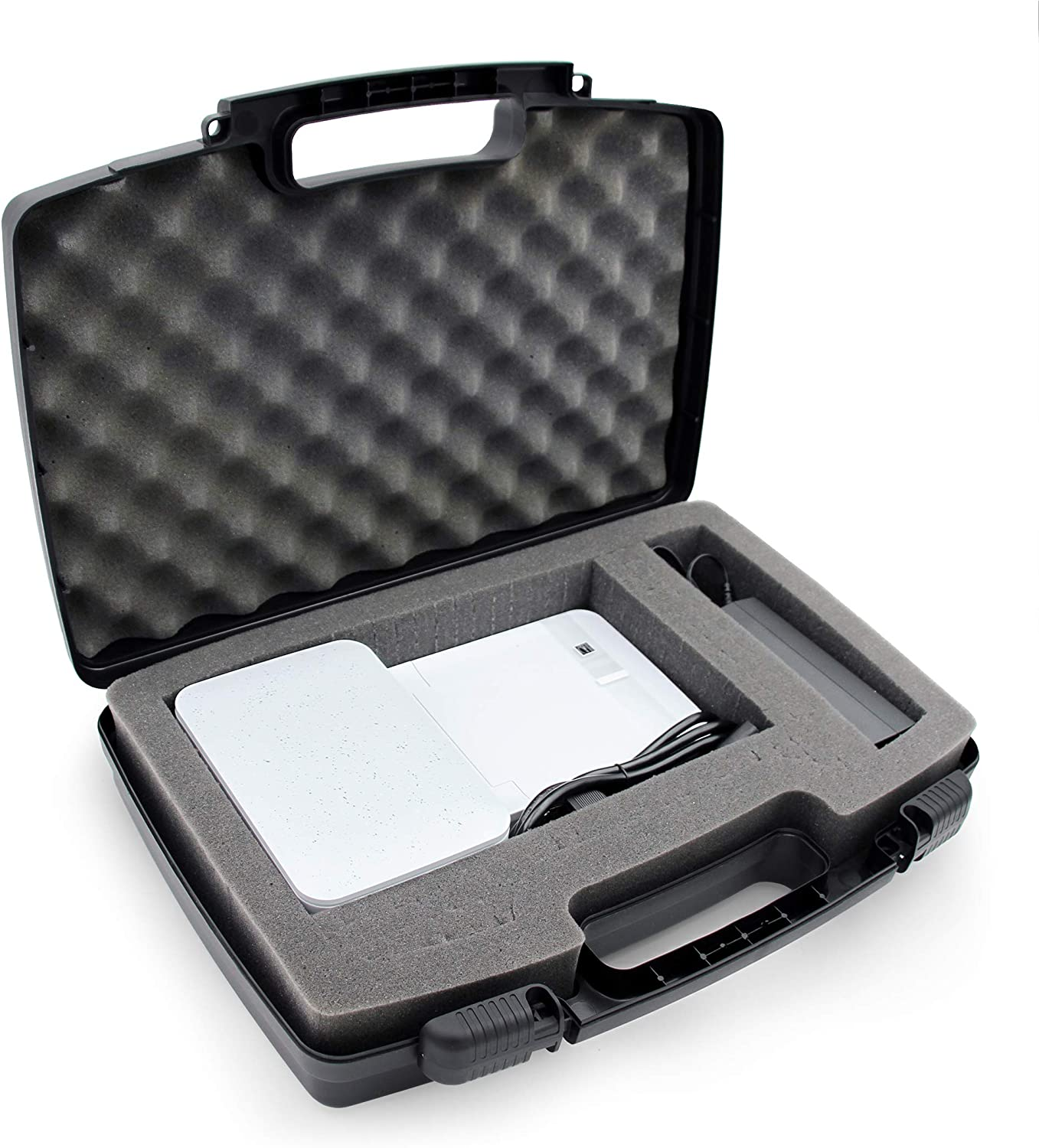 Casematix Travel Case Compatible with HP Sprocket Studio Photo Printer and Accessories