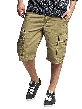 47a3016ed6 Amazon.com: LRG Men's RC Ripstop Cargo Shorts,30,British Khaki: Clothing