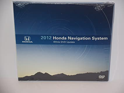 Amazoncom Update AcuraHonda Navigation DVD Disc A Automotive - Acura navigation dvd