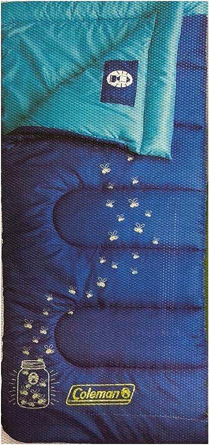 Amazon.com: Coleman - Saco de dormir ligero, impermeable ...
