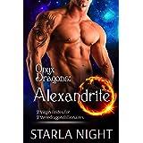Onyx Dragons: Alexandrite (7 Virgin Brides for 7 Weredragon Billionaires Book 6)