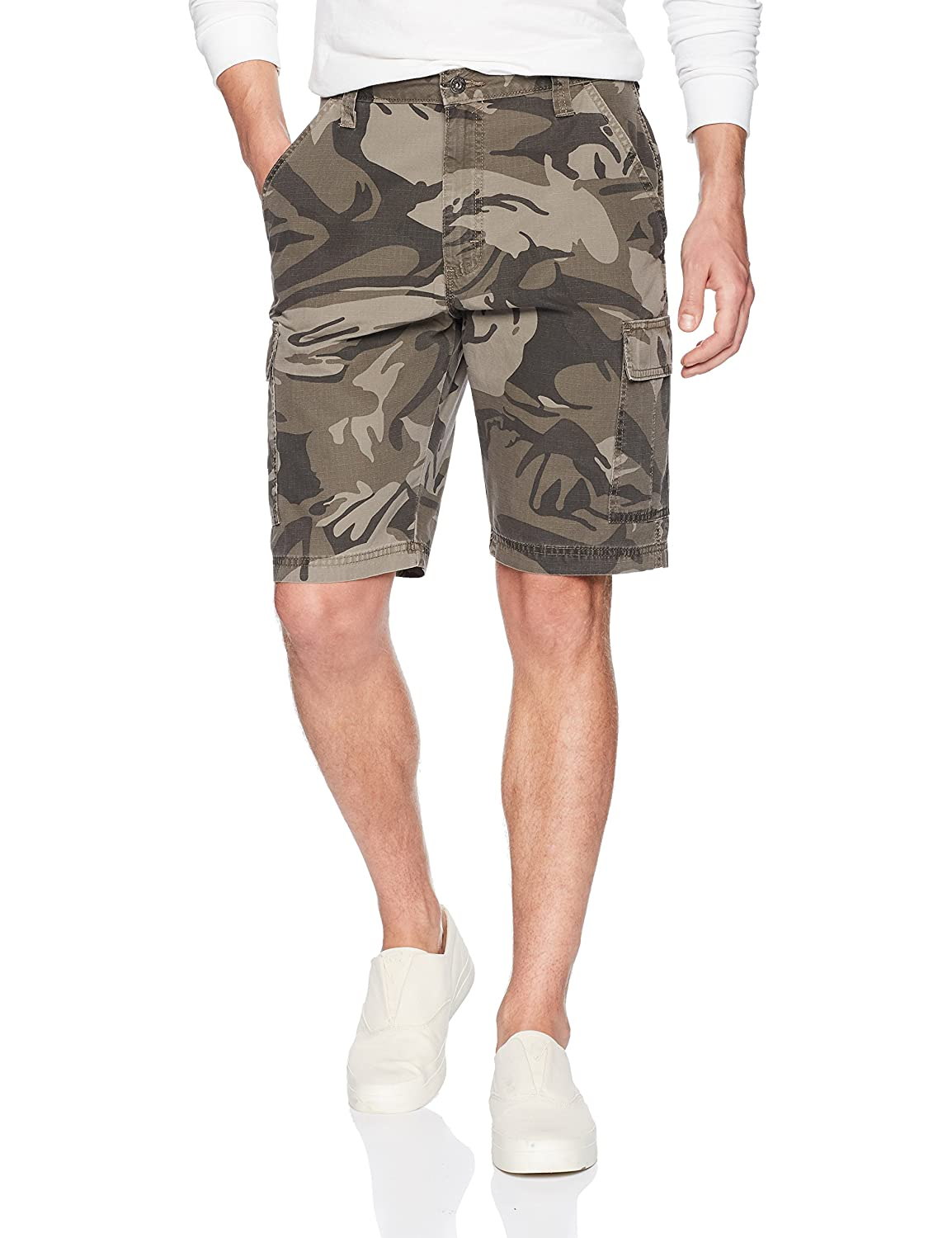 Wrangler Mens Standard Authentics Mens Classic Cargo Short Wrangler Authentics