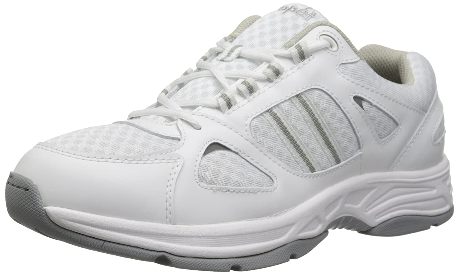 Propet Men's Denzel Casual Shoe 10 D(M) US|White
