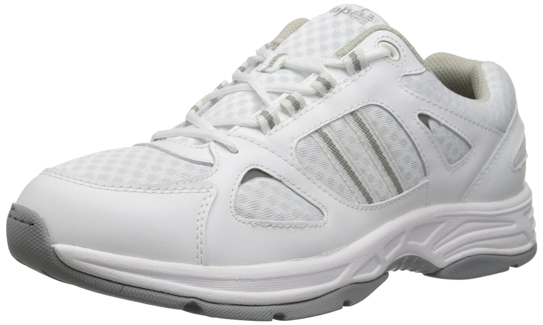 Propet Men's Denzel Casual Shoe 8 D(M) US White