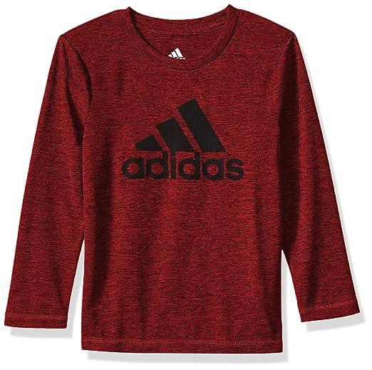 Basic Sleeve Adidas Long Tee Shirt Boys' hxtsrQdoCB