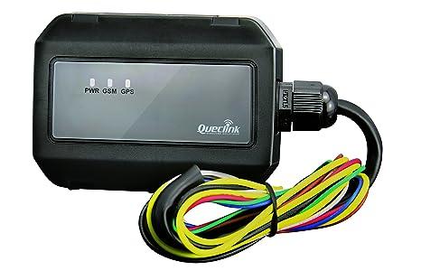 Amazon.com: Mini Motorcycle GPS/GPRS/GSM Tracker SMS Real ...