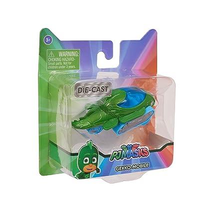 Just Play PJ Masks Gekko-Mobible Die-Cast Car: Amazon.es ...