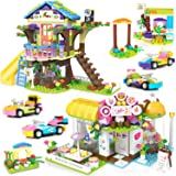Kith Coffee House Tree House Creative Building Toy Set for Kids, Best Learning and Roleplay Gift for Girls and Boys with…