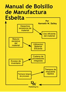El Manual De Bolsillo De Manufactura Esbelta (Spanish Edition)