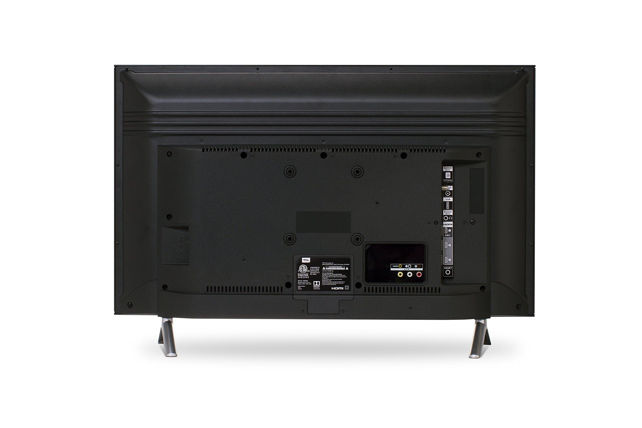 """TCL 49"""" 1080p Smart LED TV 2017 (49S305) 2"""