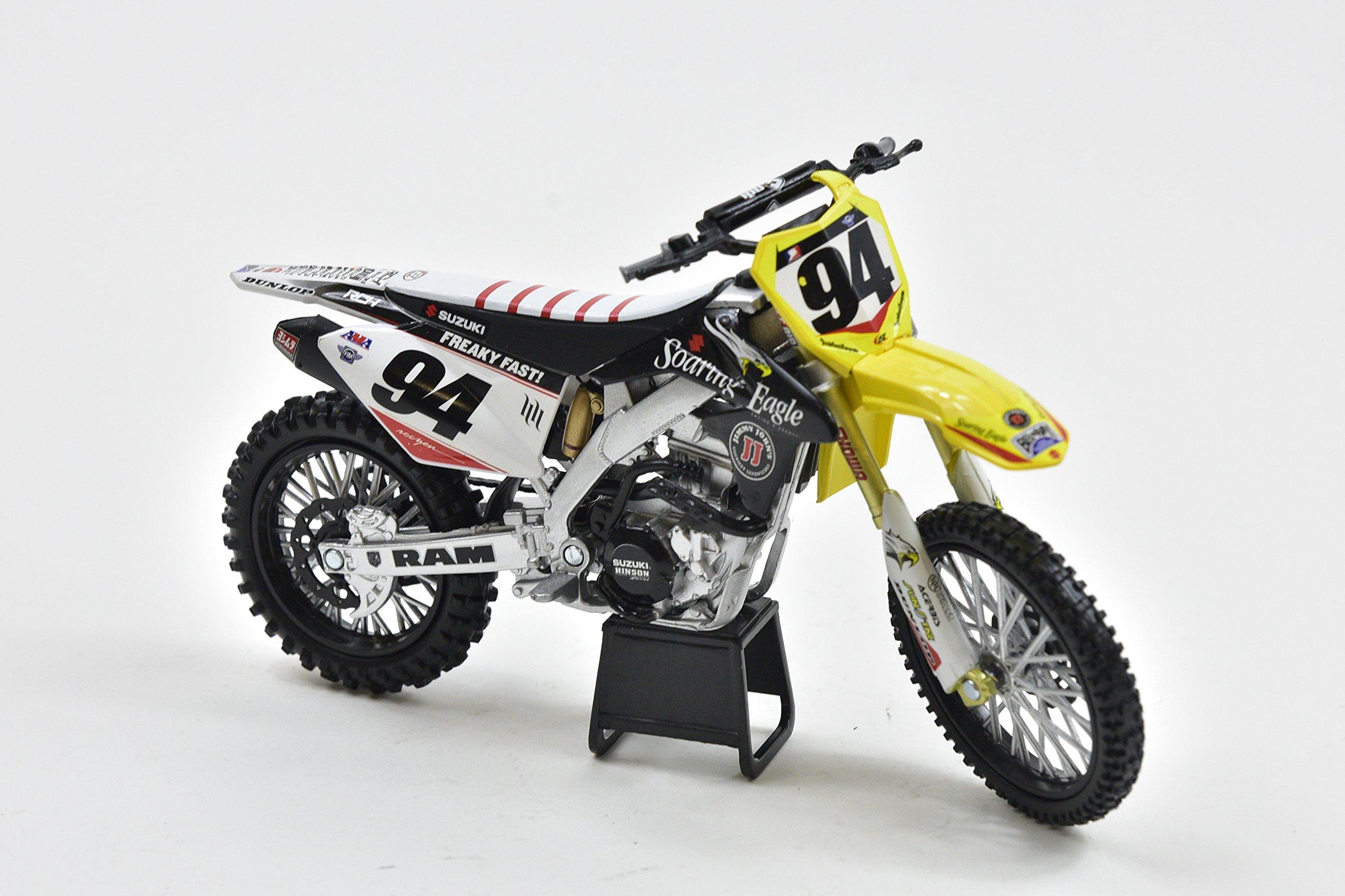 Suzuki 57743 Motorcycle Rmz No. 94 1:12 Scale