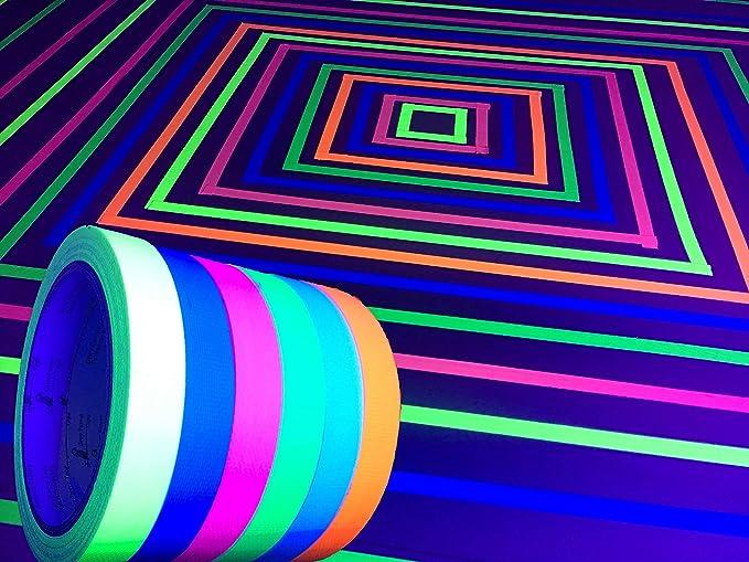 Review GreyParrot Tape UV Blacklight