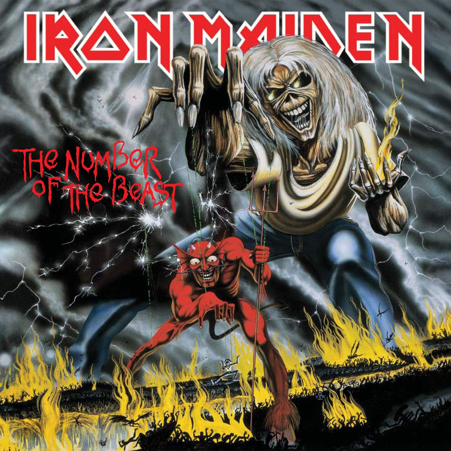 CD : Iron Maiden - Number Of The Beast (Deluxe Edition)