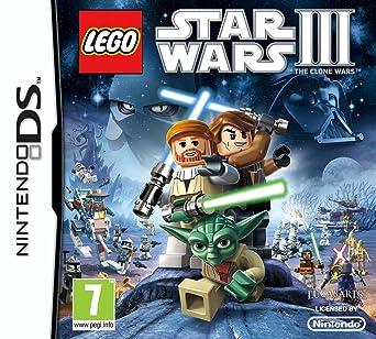 Lego Star Wars 3 The Clone Wars Nintendo Ds Amazoncouk Pc