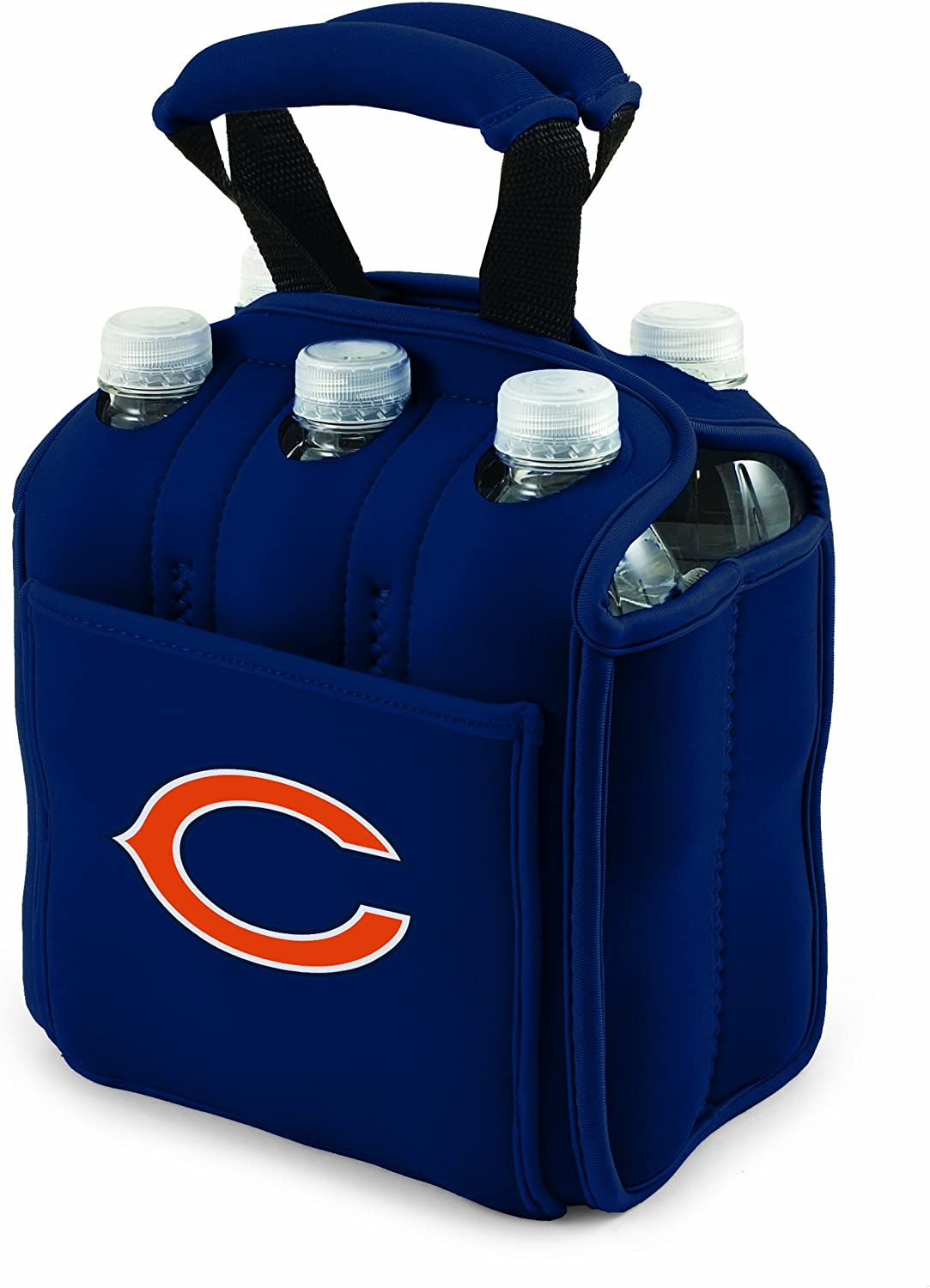 PICNIC TIME NFL Six Pack Cooler Tote