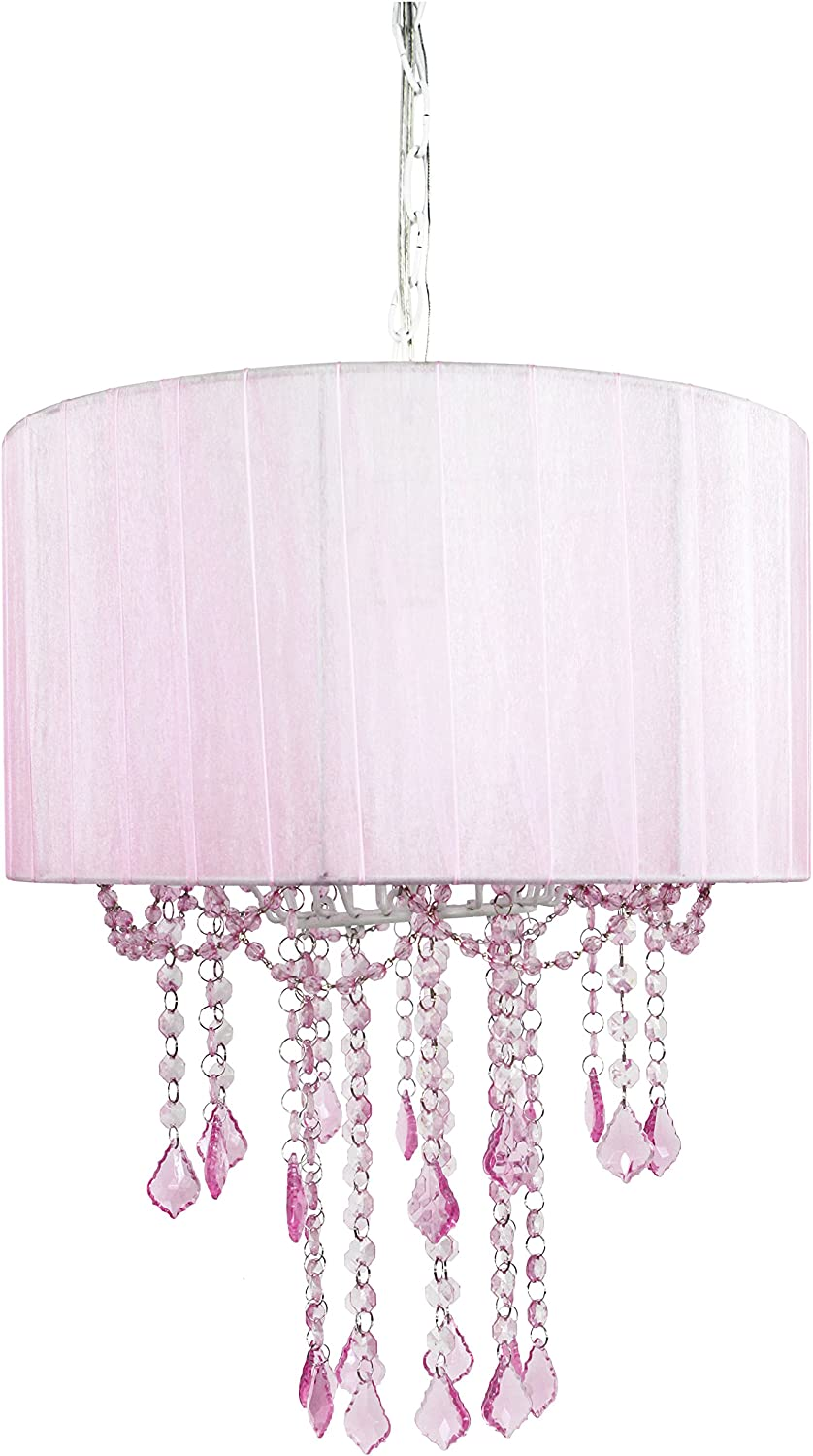 Top 10 Best Chandelier For Baby Girl Nursery (2020 Reviews & Buying Guide) 4