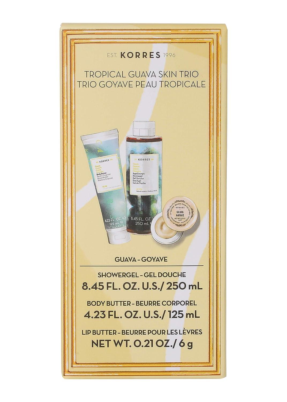 Amazon.com  KORRES Korres Tropical Guava Skin Trio 7dab4248bad2