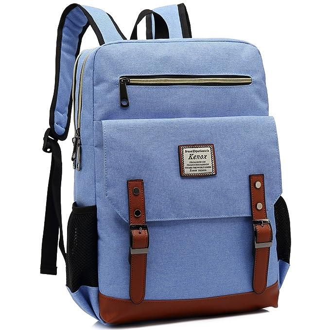 Kenox - Mochila Infantil Hombre, Bluefabric (Azul) - Kbag0041-bluefabric: Amazon.es: Ropa y accesorios