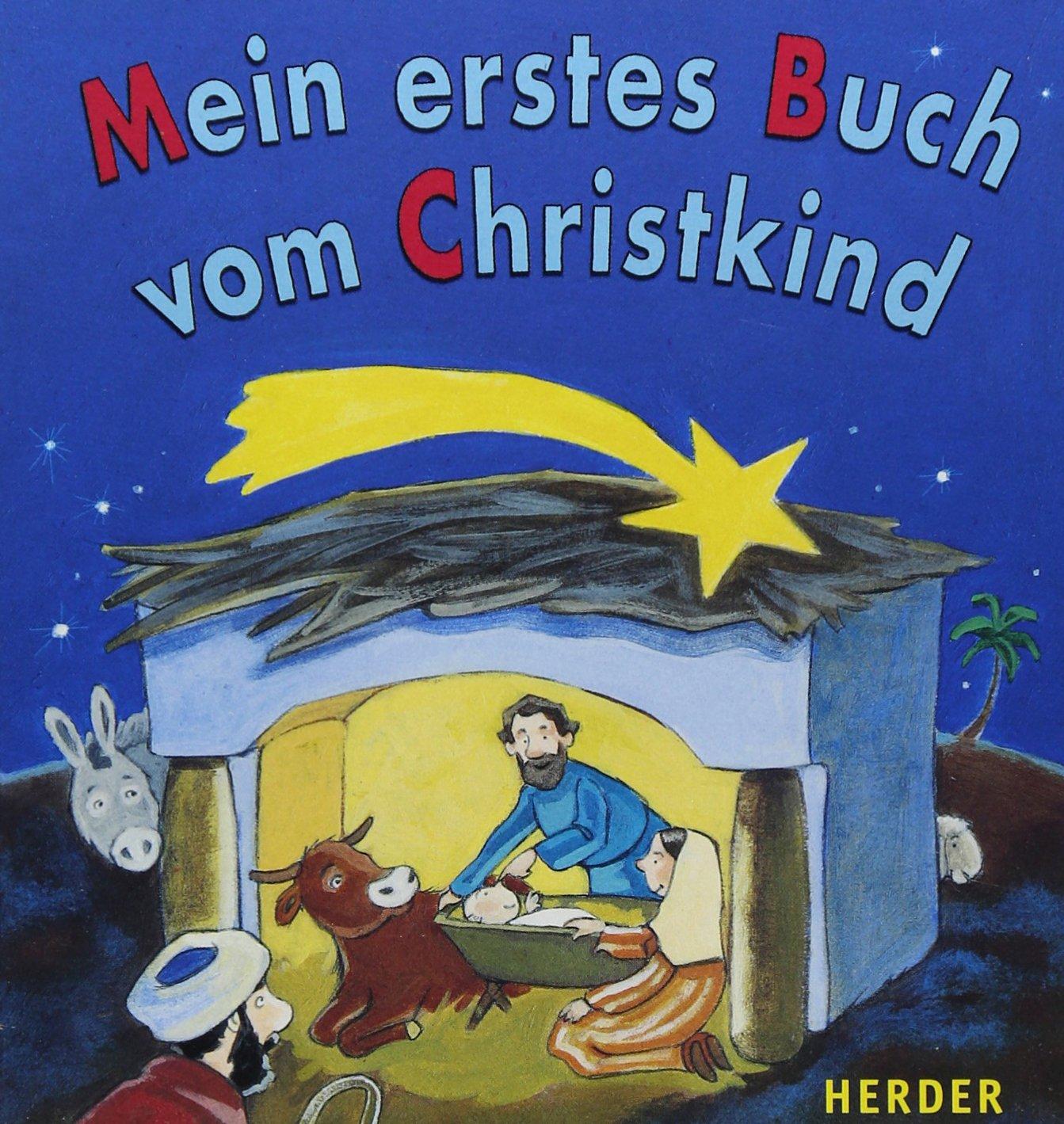 Mein erstes Buch vom Christkind