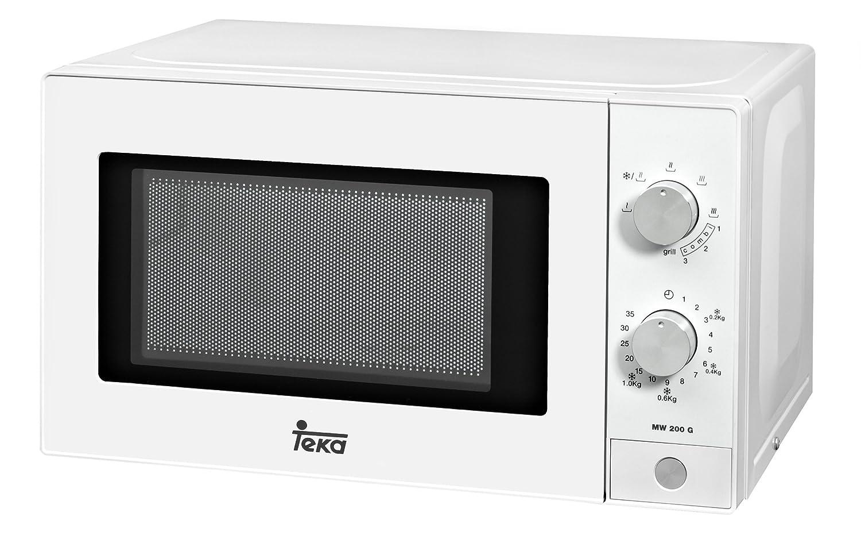Teka 40590425 - Microondas Mwe200G De 20 Litros De Capacidad ...