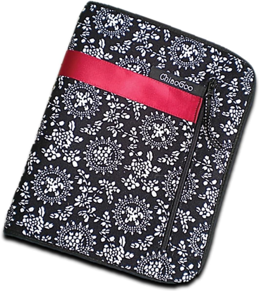 "B00QXJP92G ChiaoGoo TWIST Red Lace Interchangeable Knitting Needle 5"" Tip Set, Small 81wasXBJVCL.SL1200_"