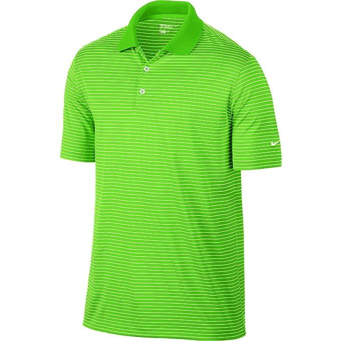Nike Victory Mini Stripe Golf Polo
