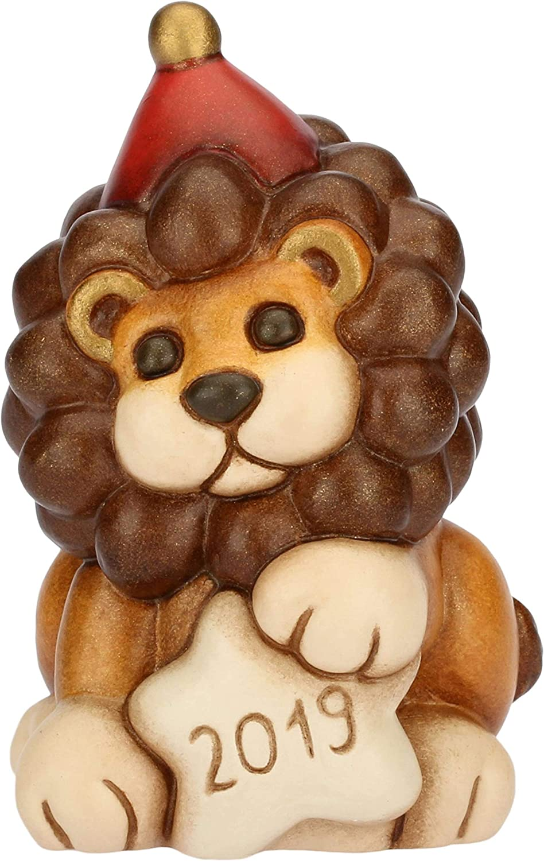 Ceramica THUN /® Mini Giraffa Buon 2019 h 7,9 cm Linea I Classici