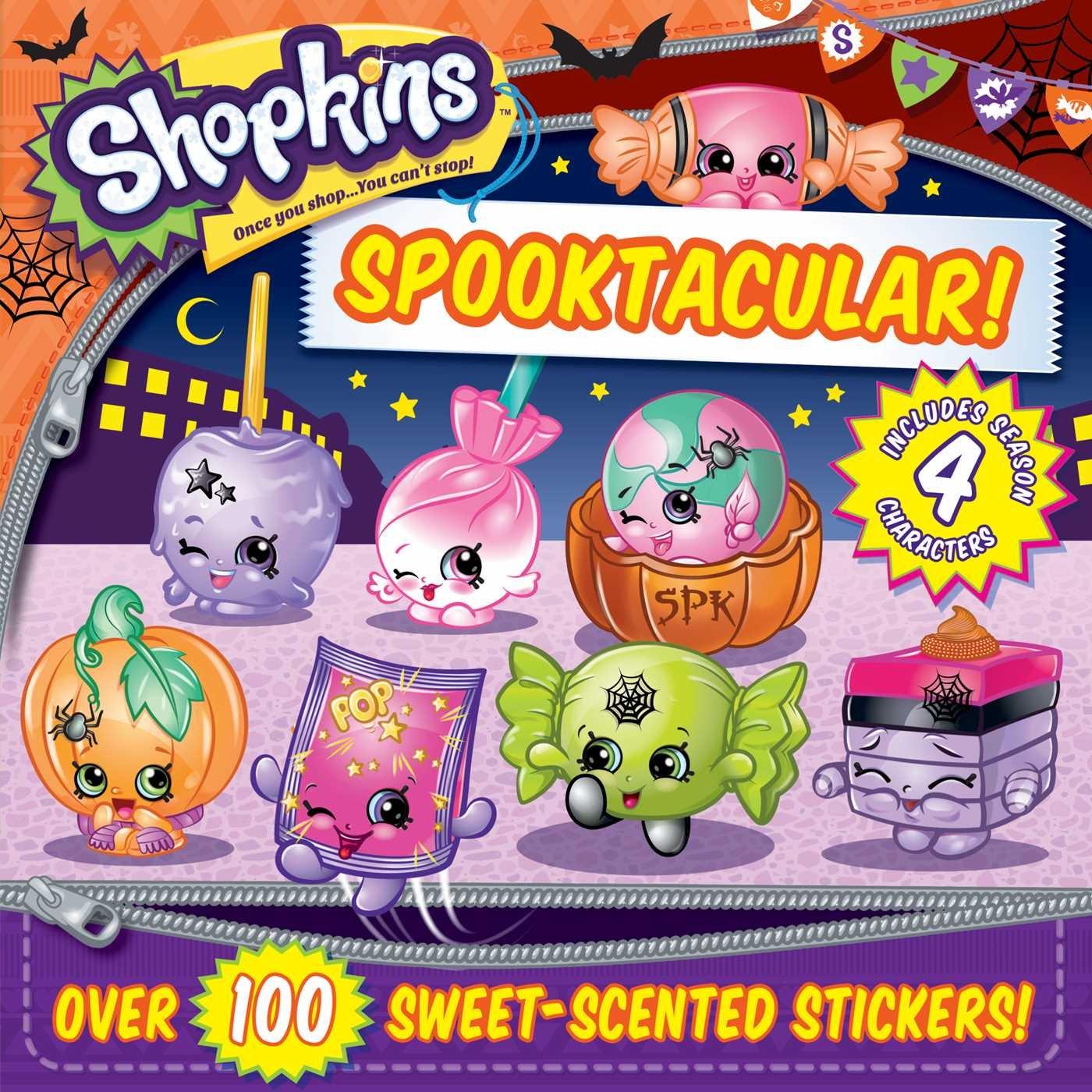 Download Shopkins Spooktacular! PDF