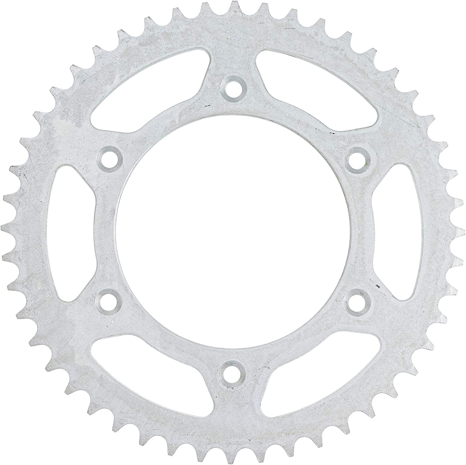 NICHE Drive Sprocket Chain Combo for Honda CRF450R Front 13 Rear 48 Tooth 520V O-Ring 120 Links