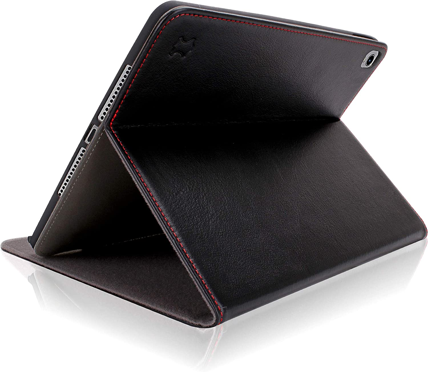 iPad Air 3 Case 2019 Leather with Pencil Holder - Best Multi-Angle Stand for 10.5 inch 3rd Generation Apple Air