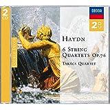 String Quartets Op 76
