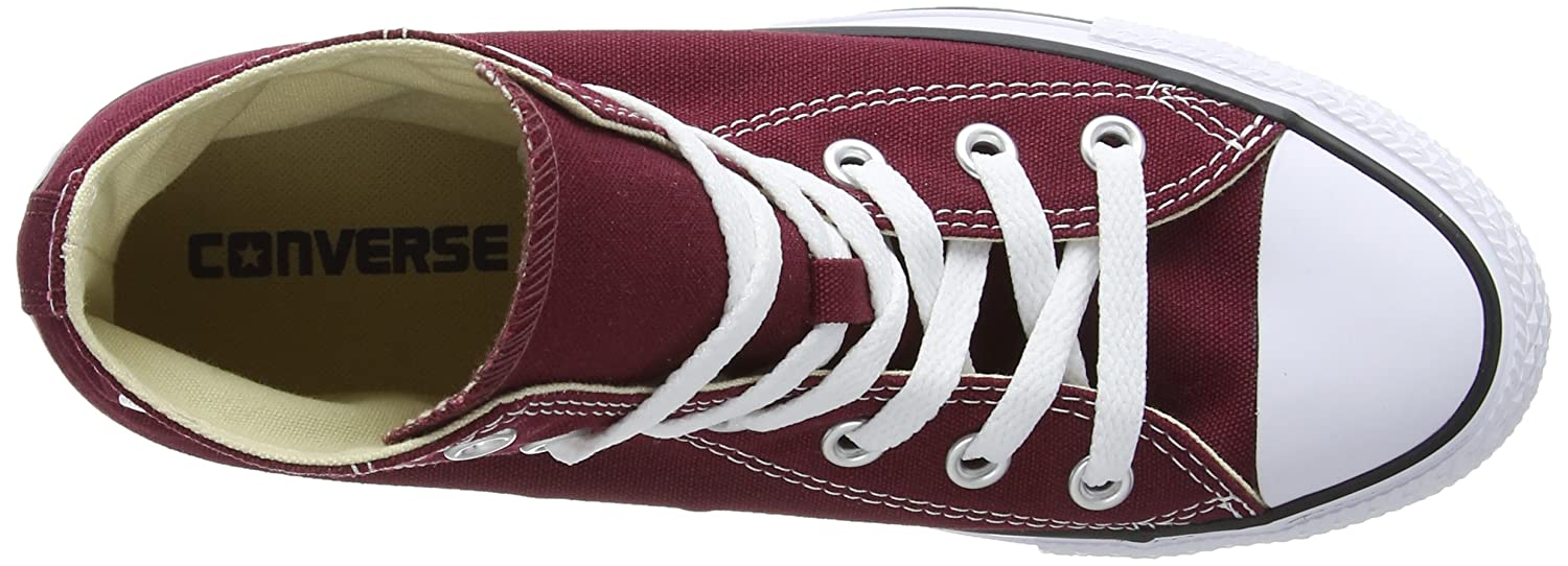Converse Unisex - Erwachsene Chuck Taylor Star All Star Taylor Core Sneakers Rot 131b9a