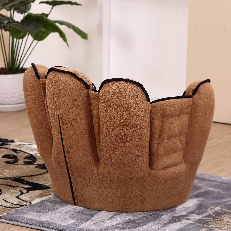Fingersofa HOMCOM Kindersofa Kindersessel Sofa Couch Kinder Stuhl Kinderzimmer Softsofa Doppelsofa Einzelsofa