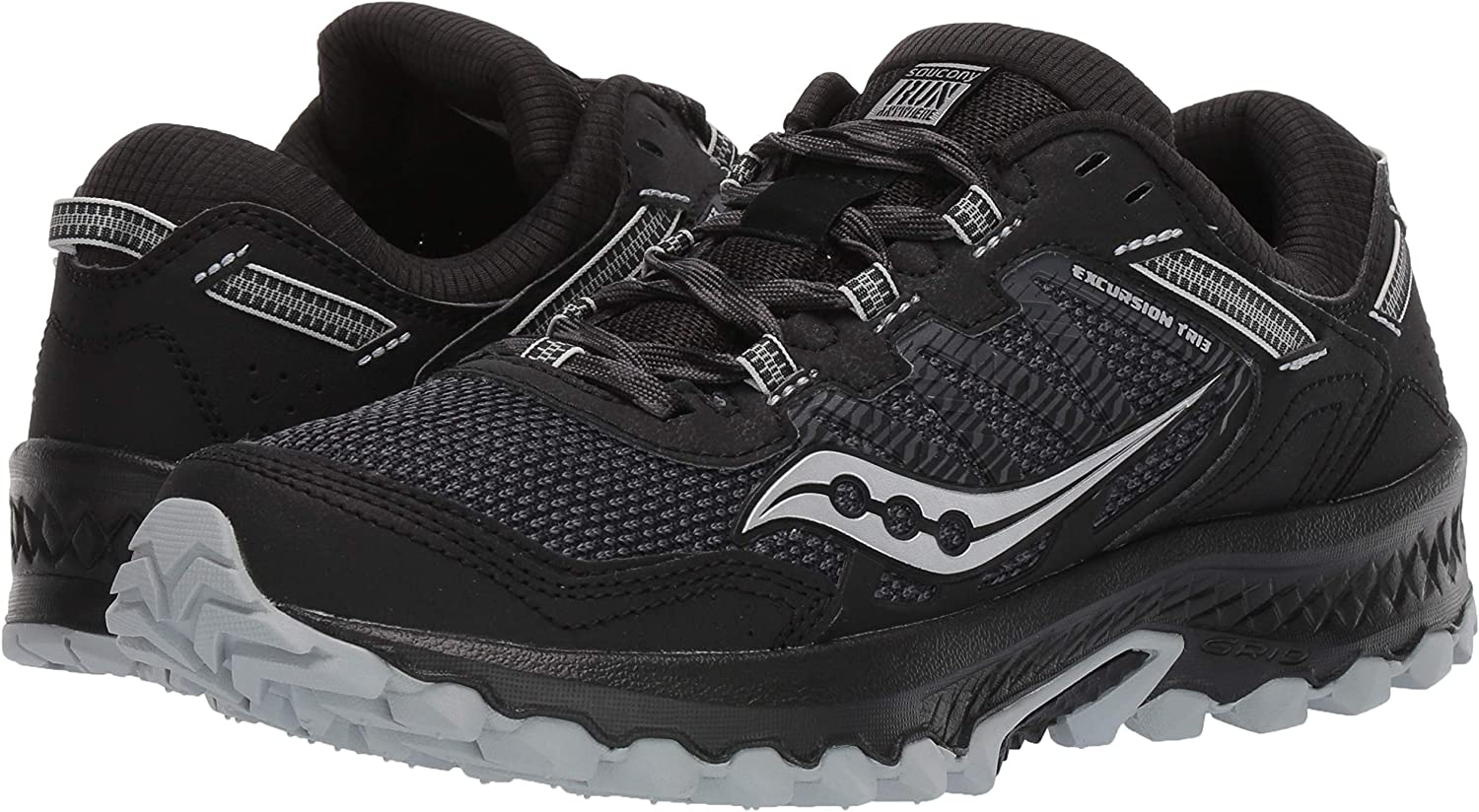 Saucony Excursion TR 13, Zapatillas de Trail Running para Hombre: Amazon.es: Zapatos y complementos