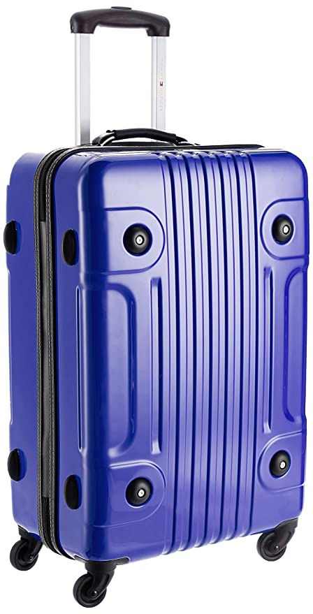 174a5cb24d6 Tommy Hilfiger Austin Exclusive ABS 56 cms Blue Hard sided Carry-On (TH/
