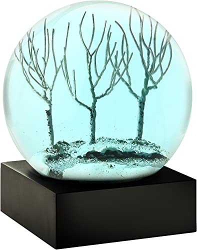 CoolSnowGlobes Winter Evening Cool Snow Globe